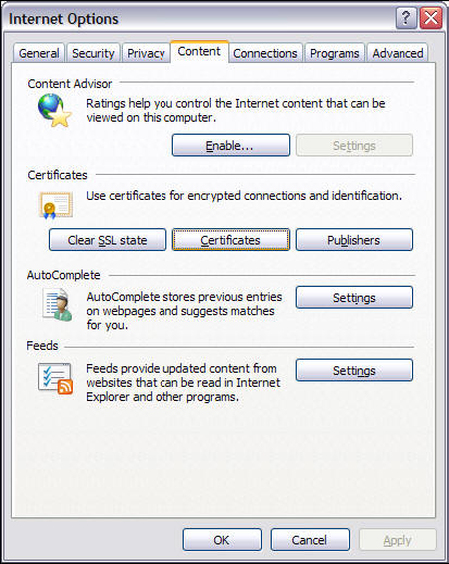 DOD Certificate installation procedure 2